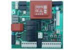 Control board C 21, incl. IP box, 230V, processor setting for 1/2motors (wing gates)